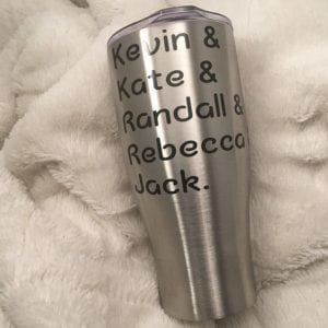 Pearson Family 20oz Hot/Cold Tumbler