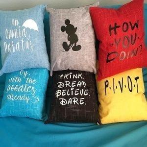 Pillow Talk Series