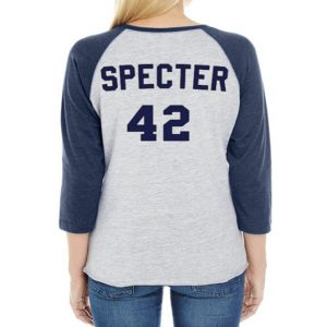 """The Closer"" Specter Baseball Raglan *PREORDER*"
